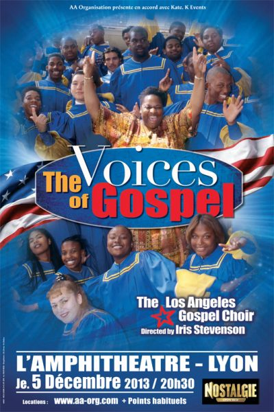 The Voices Of Gospel