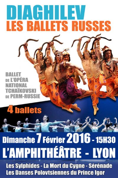 DIAGHILEV – Les Ballets Russes