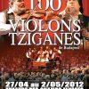 100 Violons Tziganes à Paris