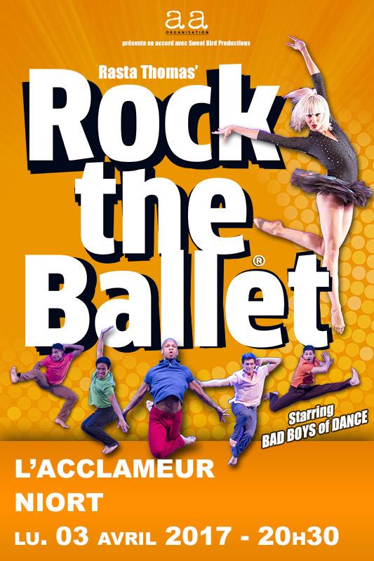Rock The Ballet