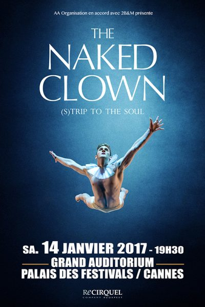 Recirquel – The Naked Clown