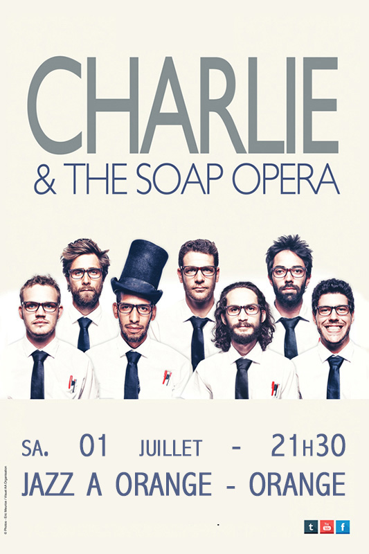 Charlie & The Soap Opera