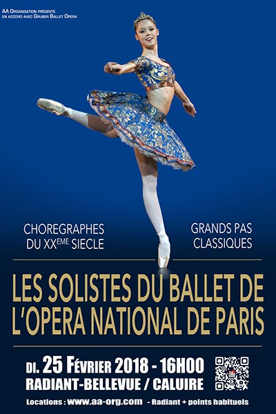 Les Solistes du Ballet de l'Opéra National de Paris