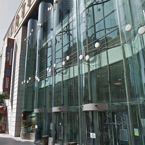 Salle Ravel