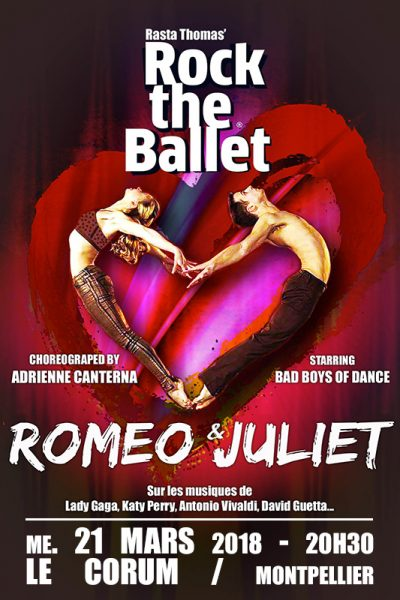 Rock The Ballet – Romeo & Juliet