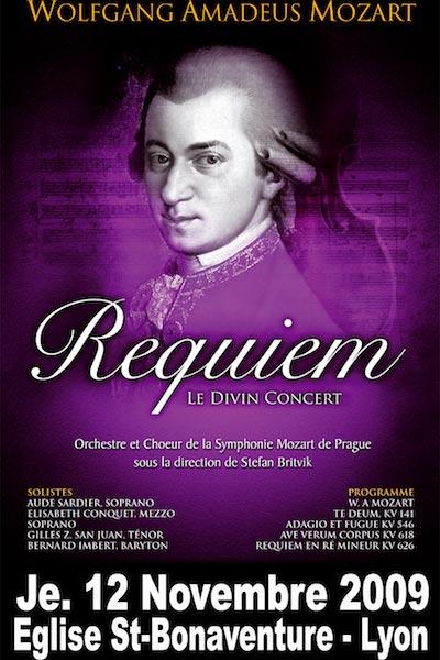 Requiem Le Divin Concert
