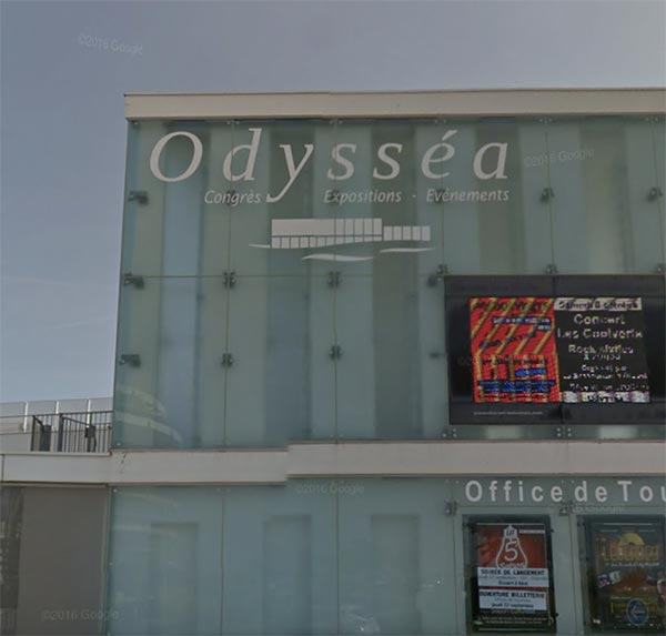 Palais des Congrès Odyssea
