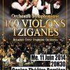 100 Violons Tziganes à Toulouse