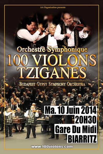 100 Violons Tziganes
