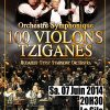 100 Violons Tziganes à Marseille