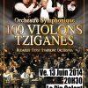 100 Violons Tziganes à Merignac
