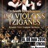 100 Violons Tziganes à Montpellier