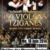 100 Violons Tziganes de Budapest à Paris