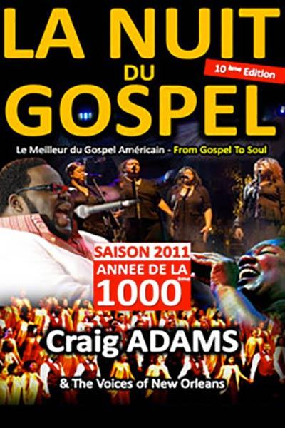 La Nuit du Gospel