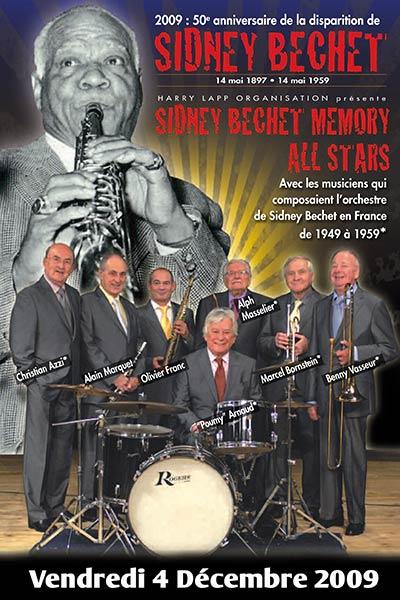 Sidney Bechet Memory All Star