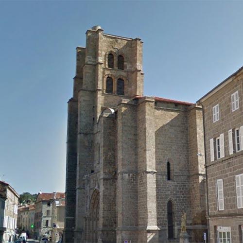 Collégiale Notre-Dame Montbrison