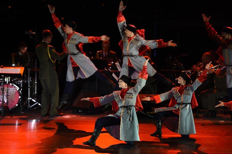 Les Choeurs de l'Armée Rouge MVD