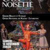 Casse Noisette à Lyon en 2018, par le Ballet de Kazan