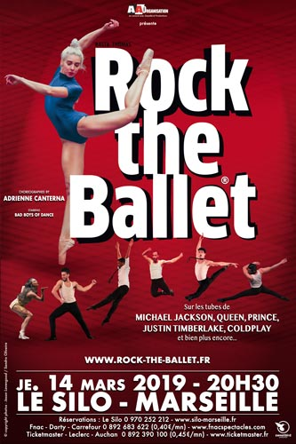 Rock The Ballet Marseille