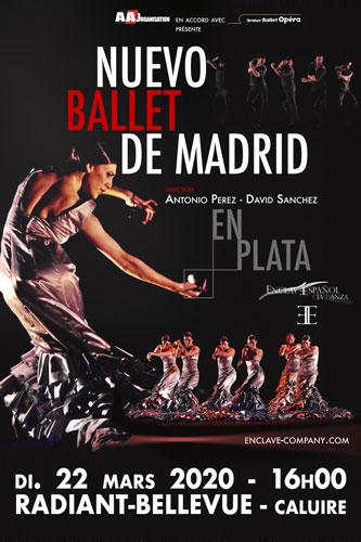 Nuevo Ballet De Madrid