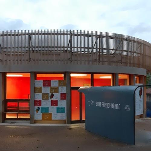 Salle Aristide Briand