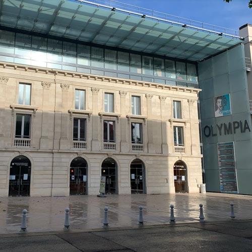 Théâtre Olympia d'Arcachon